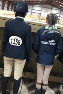 Equestrian Teams Place in Top Ten