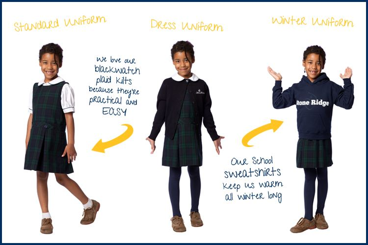 education and school uniforms School uniforms may still be the exception rather than the rule in us public schools, but a school uniform policy is becoming more common according to the national center for education.