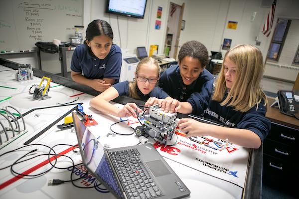 Technology Innovation Stone Ridge School Of The Sacred Heart